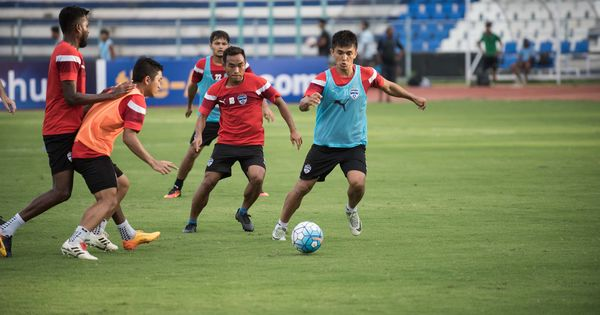 AFC Cup: It's do-or-die for Bengaluru FC in their last group stage match against Maziya