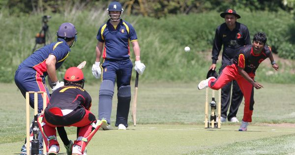 Refugees boost has Germany eyeing cricket's top tier
