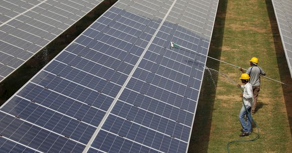 Telangana surpasses Gujarat to become top producer of solar energy in the country