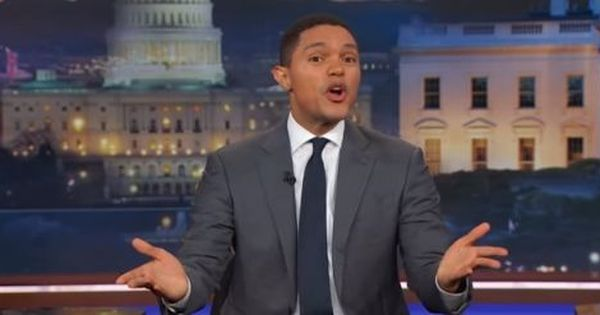Watch: Why Trump typed 'Covfefe', according to Trevor Noah. You want to see this