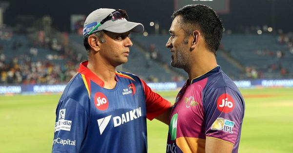 Indian Premier League: Rahul Dravid credits MS Dhoni's instincts as a captain for CSK's success