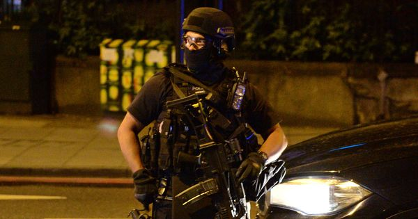 Eight minutes on London Bridge: Years of training led to rapid police response