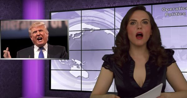 Watch: 'Opera vs Trump' is the finest (and funniest) takedown of the US President