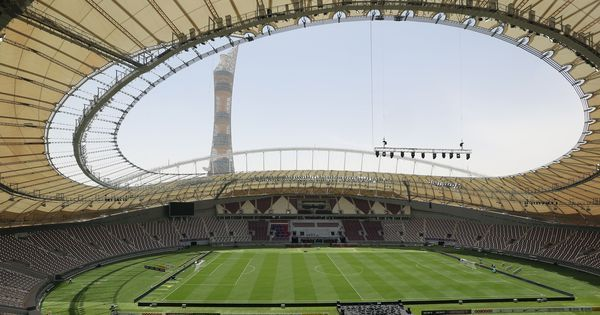 Coronavirus: Organisers of 2022 Fifa World Cup in Qatar confirm first death among workforce