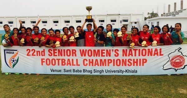 Women's football senior Nationals: Defending champions Tamil Nadu clubbed with Maharashtra