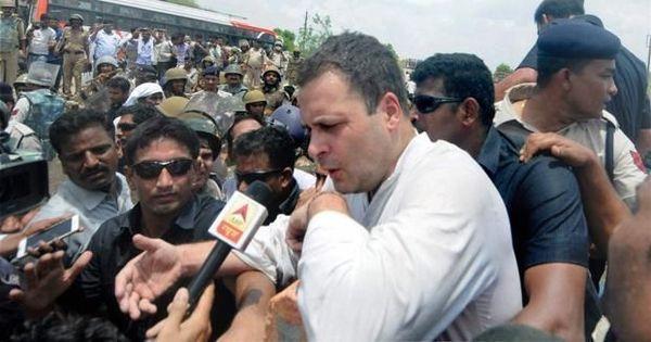 'किसानों पर राजनीति ही करनी है तो राहुल गांधी भाजपा में क्यों नहीं शामिल हो जाते!'