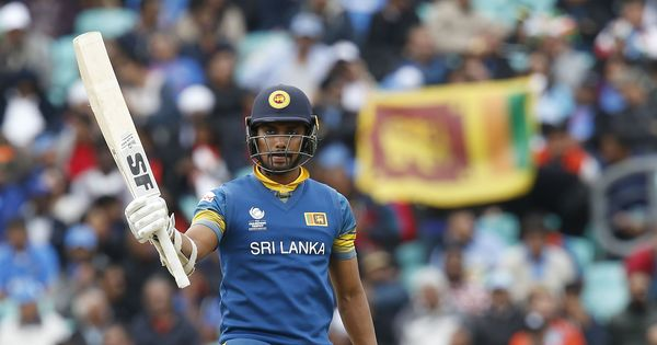 Sri Lanka's Gunathilaka suspended after friend is accused of rape