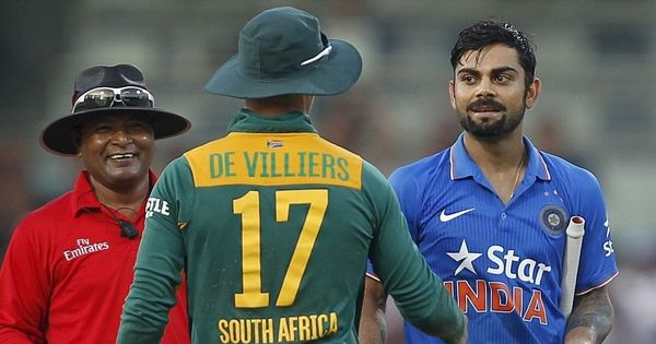 'His talent is underpinned by a willingness to work hard': De Villiers lavishes praise on Kohli
