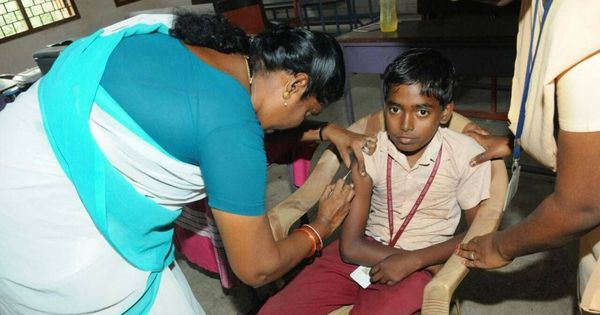 Tamil Nadu makes vaccinations mandatory for school students, but parents still have safety concerns