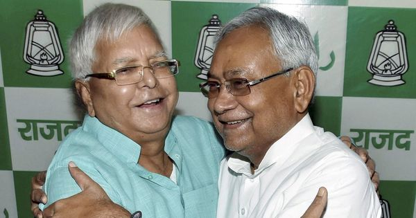 Lalu Yadav denies trying to make a deal with BJP, says the future of the grand alliance is bright