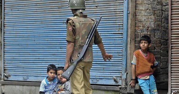 I was a human shield: In Kashmir, India is surrendering its humanity