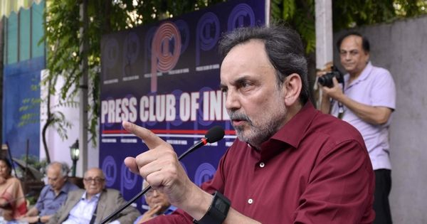 SEBI bars NDTV's Prannoy Roy and Radhika Roy from securities markets for two years