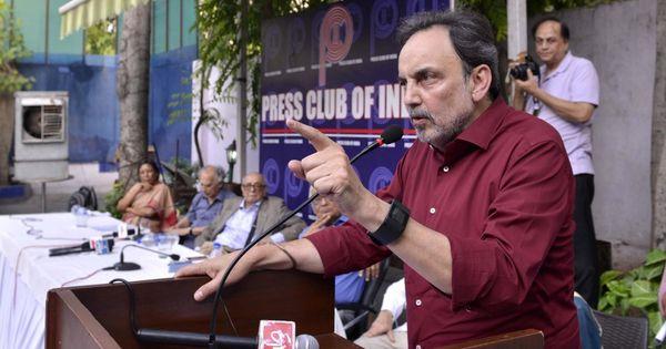 Ashish Khetan: Look beyond the CBI raids on NDTV. Indian democracy itself is under siege