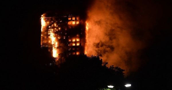 The big news: Massive fire consumes London residential building, and 9 other top stories