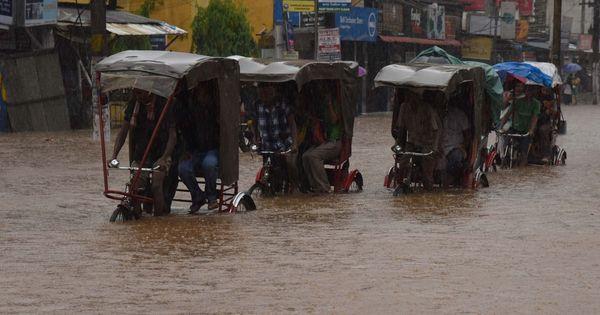 At least 12 feared dead as rain wreaks havoc across the North East
