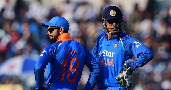 The unique relationship between captain Virat Kohli and keeper MS Dhoni is one India should cherish