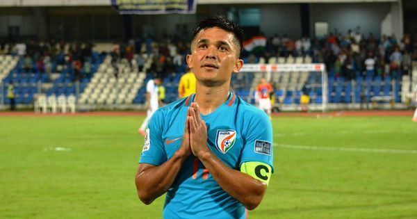 'Ready to offer Sunil Chhetri my country's passport': Myanmar coach heaps praise on India captain