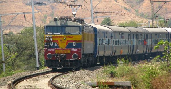 Deaths and injuries in train accidents in India fell by over half in 2017-'18: Reuters