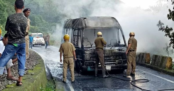 The big news: Centre sends more forces to Darjeeling as unrest intensifies, and 9 other top stories