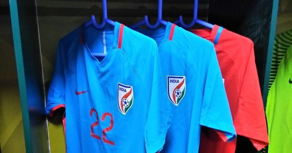 86f0b3a8052 The strange case of the missing Nike India football jersey