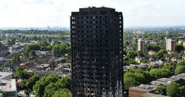 London fire: Toll rises to 30, police 'hope' number does not reach triple digits
