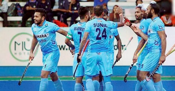India beat Canada 3-0, record second straight victory at Hockey World League Semi-Finals