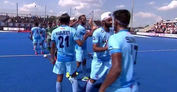 Hockey World League: India beat Pakistan 7-1 for their best-ever win over arch rivals