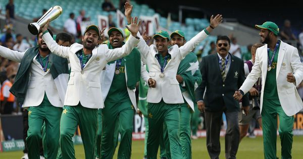 Pakistan manager credits Gavaskar, Shastri for Champions Trophy final win over India: Report