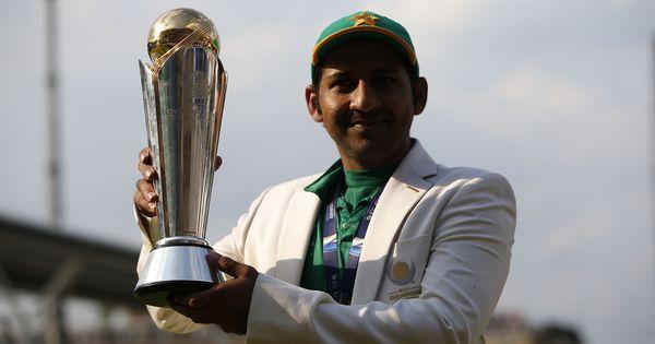Sarfraz hopes Champions Trophy triumph ends Pakistan's exile