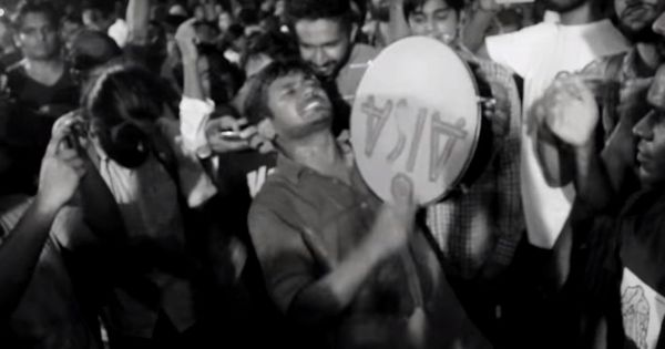 Watch: 'March March March', film about JNU protests that I&B ministry blocked