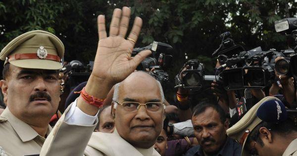 रामनाथ कोविंद देश के 14वें राष्ट्रपति होंगे