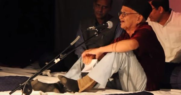 Delhi government orders pension of Urdu poet 'incorrectly declared dead' to be restored