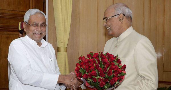रामनाथ कोविंद को राष्ट्रपति पद का उम्मीदवार चुनने की एनडीए की घोषणा सहित आज के ऑडियो समाचार