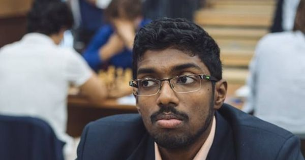 World Team Chess: Ganguly, Adhiban show grit to take Indian men back to joint second spot