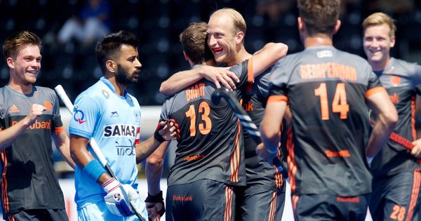 Hockey World League: India slip to 1-3 loss against Netherlands in final group-stage match