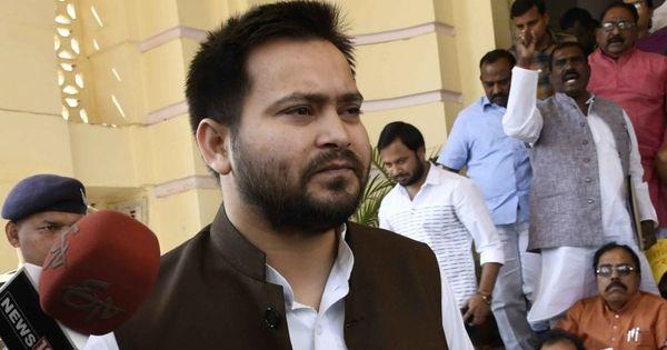 Hotel tender case: CBI raids Rabri Devi's house, questions Tejashwi Yadav for four hours