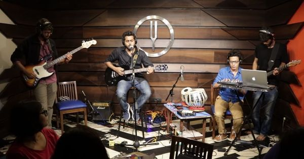 In documentary 'Par Ek Din', millennial Indian musicians attempt to make it big