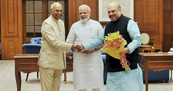 Presidential polls: Why Modi-Shah chose to go through the motions of evolving a consensus