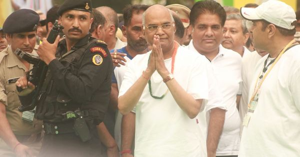 NDA's Ram Nath Kovind wins presidential election