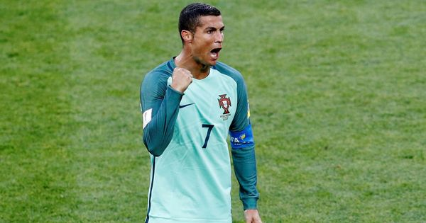 Confederations Cup: Ronaldo strikes to hand Portugal 1-0 win over Russia