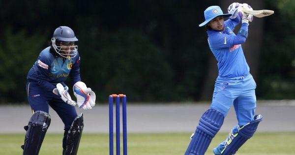 Women's World Cup: Mithali Raj powers India to 109-run win over Sri Lanka in last warm-up game