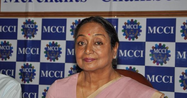 Meira Kumar is Opposition's candidate for president