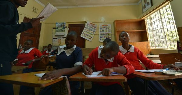 The Kenyan government will give girls in public schools free sanitary napkins