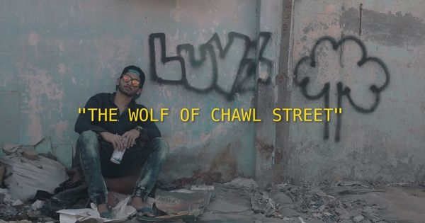 Watch this hilarious mockumentary about a graffiti artist chasing stardom and police arrest