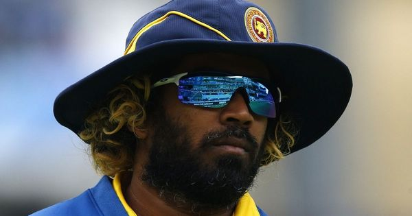 Lasith Malinga receives suspended one-year ban for comments on Sri Lankan sports minister