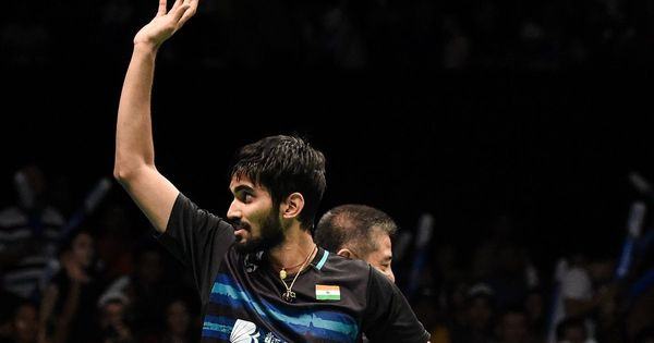 K Srikanth jumps from 22nd to 11th in badminton rankings, HS Prannoy climbs four spots to 21st