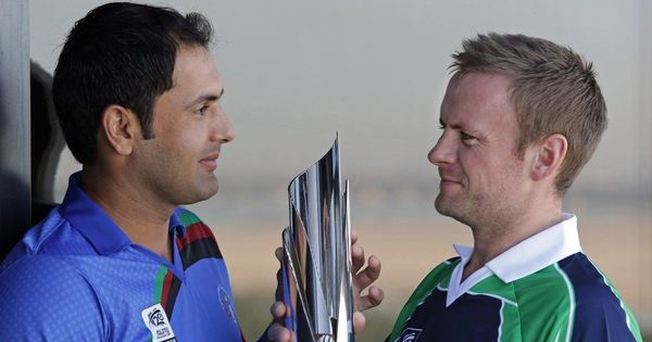 Afghanistan and Ireland have been awarded Test status by ICC