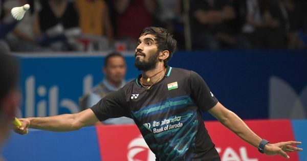K Srikanth ousts B Sai Praneeth in two games to enter semi-finals of Australian Open Superseries
