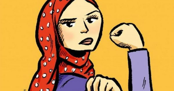 What does it means to be a modern Muslim woman? A website offers some hints