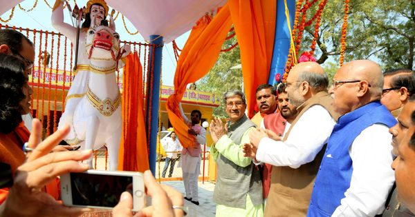 How Amit Shah and the BJP have twisted the story of Salar Masud and Raja Suheldev